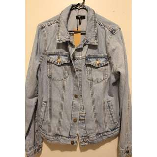 Thrills Boyfriend Denim Jacket [deadstock]