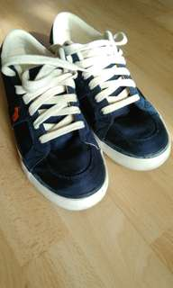 Polo Shoe Humberto size 8.5D