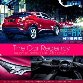 Toyota CH-R 1.8 HYBRID LED EDITION ( 2018 )( NEW )( SUV )( HYBRID )( JDM ) / CHR CH-R C-HR