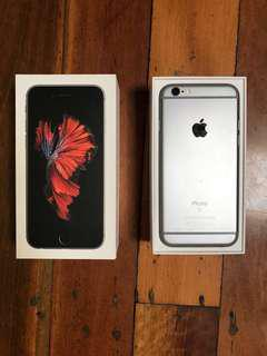 iPhone 6S,space grey, 64 GB