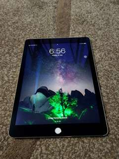iPad Air 2 (WiFi+Cellular) Black&Gold colour