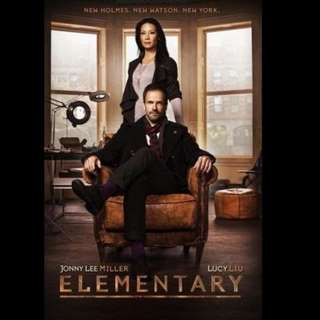 [Rent-TV-SERIES] ELEMENTARY Season 1 (2012)