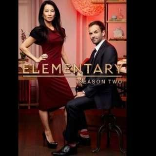 [Rent-TV-SERIES] ELEMENTARY Season 2 (2013) [MCC001]
