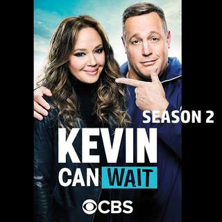 [Rent-TV-Series] KEVIN CAN WAIT - Season 2 Episode-23/24 added [MCC001]