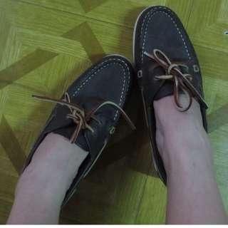 Anchor Boater Brown
