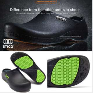 ★Made in Korea★ Chef Shoes Kitchen Nonslip Shoes Safety shoes Water even on safety