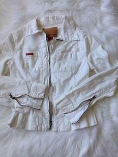 🕊guess jean jacket