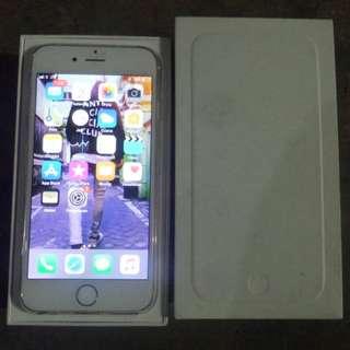 Jual Cepet/TT iPhone 6 64GB Mulus 99%