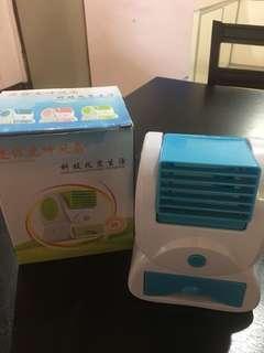 Ice fan (w/ scent)