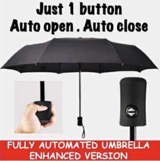 Auto-Open Stronghold Umbrella