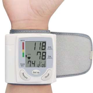 Vangold automatic wrist blood pressure monitor (A104)