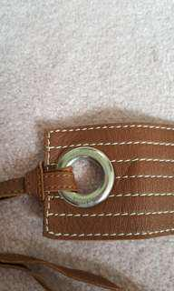 Michael Kors dress belt