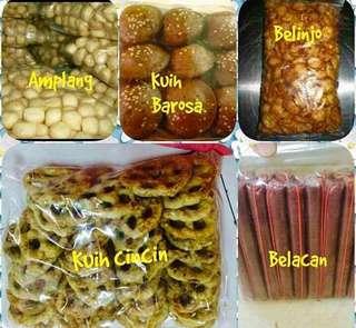 DRIED FOOD SABAH