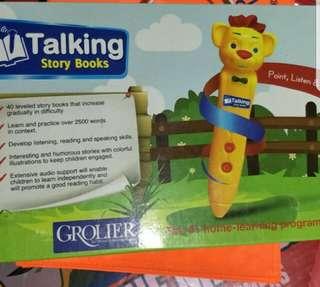 Talking story books