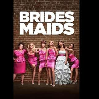 [Rent-A-Movie] BRIDESMAIDS (2011)
