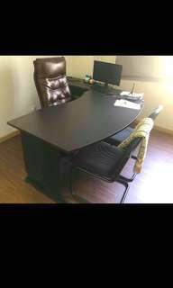 CEO DESK table