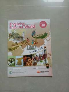 BN P5 Social Studies WB : Inquiring into our world