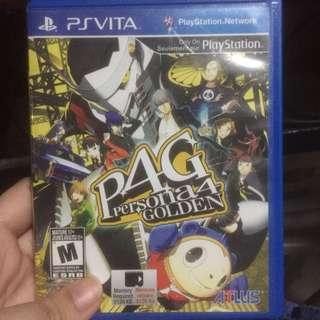 Psvita Games Persona Golden, Disgaea 3