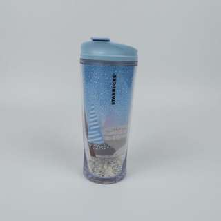 [IN STOCK] Brand New Starbucks Christmas Blue Tumbler