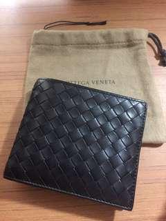 🚚 Bv 皮夾 bottega Veneta 很新 專櫃真品 附紙袋 盒子 防塵袋