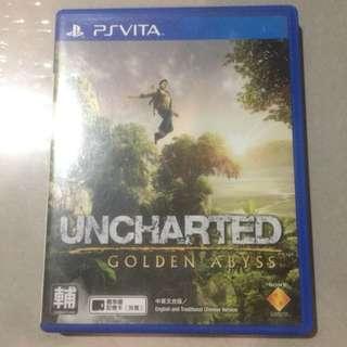 Uncharted, Mind 0 Psvita Games