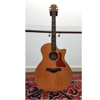 Taylor 814ce Model: Grand Auditorium Made In: USA Year Made: 2011