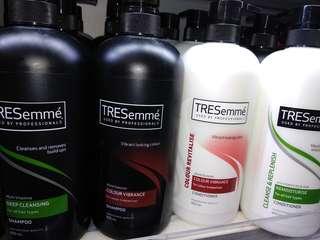 [1+1] TRESemme Shampoo/Conditioner (900mL)