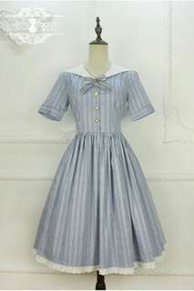 Lolita Sailor Dress