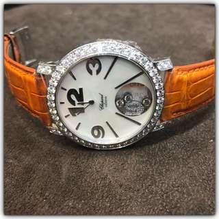 Chopard Happy Diamond White Gold 40mm #chopardwatch#choparddiamonds#secondbranded#authentic#instagood#instalike