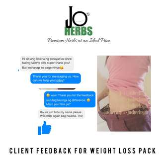 Bestselling Natural Weight Loss Set