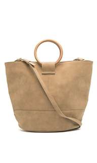 Country Road Ring Handle Tote - RRP $129.95