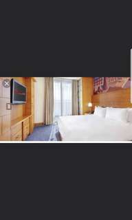 Rws hotel michael (3-5 aug weekend stay) 2nights