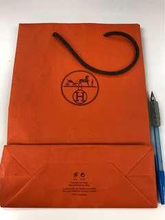 Hermes 紙袋 & Chanel paper bag $50