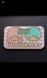 Sanrio Twinstars 電子磅