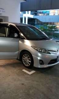 Toyota Estima 2.4 Auto Aeras 7 Seater