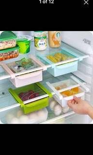 🚚 創意 冰箱 保鮮 多功能 置物收納架(兩個1組)
