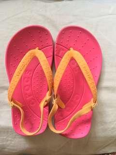 Authentic Crocs sandal for kids