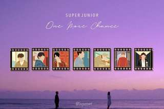 One More Chance Super Junior enamel pin