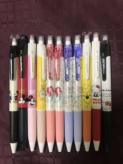 <ready stock> uni re: frixion pen black ink