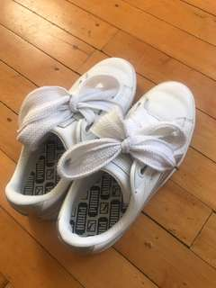 Puma fenty causal shoes
