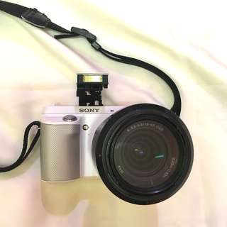 Sony Nex F3 Body and Lens