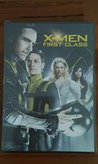 X-Men : First Class DVD