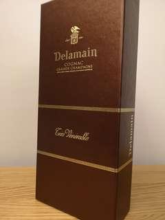 罕有Delamain Tres Venerable Grande Champagne Cognac,
