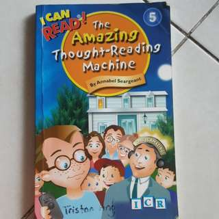 The Amazing Thought Reading Machine