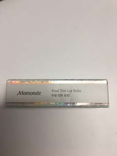 Mamonde Dual Tint Lip Balm (03 Stylish Red)