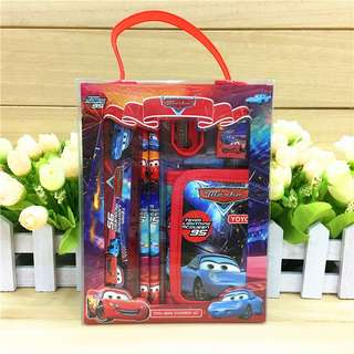Children's Birthday Party Wallet Stationery Goodies Bag