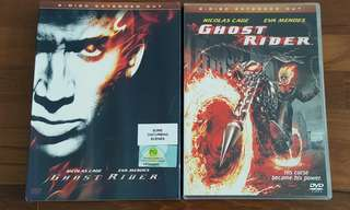 Ghost Rider 2-disc Extended Cut