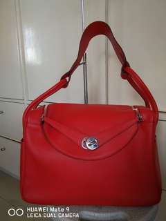 Hermes Lindy 34 ...clemence leather