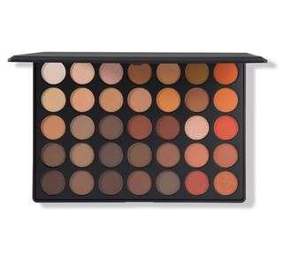Morphe 350 - 35 colour nature glow eyeshadow palette