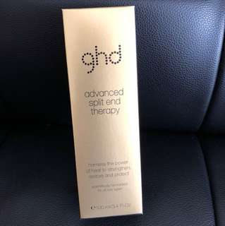 GHD split end therapy hair treatment
